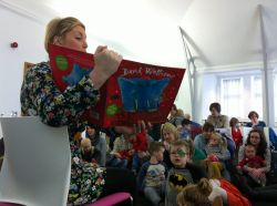 Cardiff Children's Literature Festival 2018