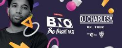 Smirnoff Big Night Out: DJ Charlesy UK Tour