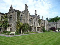 Miskin Manor Country Hotel