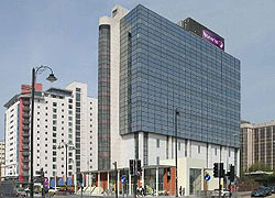 Premier Inn (Cardiff City Centre)