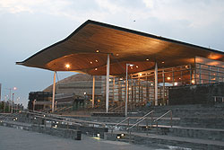 The Senedd (The Welsh Assembly)