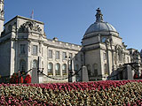 Cardiff Civic Centre – Cathays Park